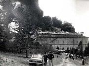 Koncem dubna uplyne 40. let od požáru Svaté Hory, hasiči o události připravují dokumentární film se vzpomínkami pamětníků.