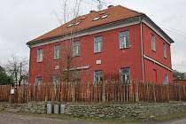 Dětský domov Korkyně.