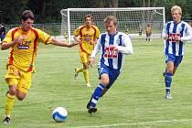 Fotbalisté Marily si přivezli z turnaje v Žirovnici pohár za první místo.