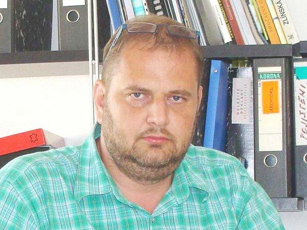 Ing. arch. Vít Kučera je autorem ideové části projektu revitalizace příbramského náměstí TGM.