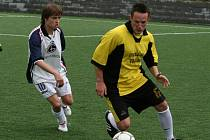 1. liga: Rychlý válec - Dream team (0:3).