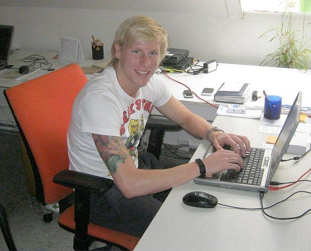 František Rajtoral byl hostem on-line rozhovoru v Příbramském deníku.
