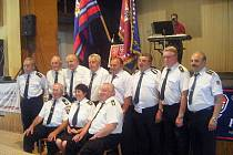 Zasloužilí hasiči Středočeského kraje se sešli v Příbrami.