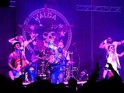 První srpnový víkend patřil v Jincích rockové hudbě, přesněji řečeno Rockfestu Jince, který se konal již popáté.