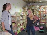 BOoK! con v dobříšské knihovně.
