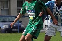 Martin Šlapák je prvoligový fotbalista, Dj a student VŠ