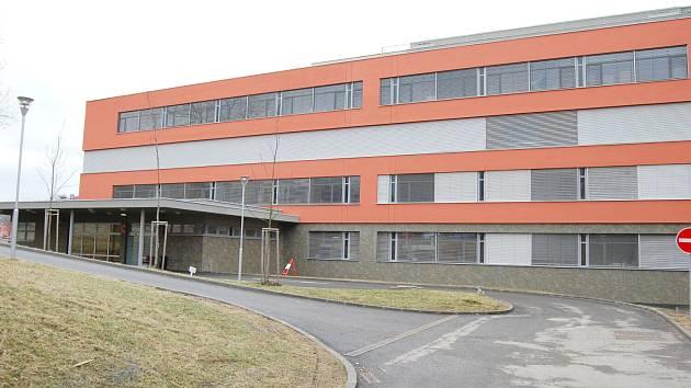 Oblastní nemocnice Příbram.