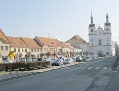 Náměstí v Březnici čeká nejspíše rekonstrukce