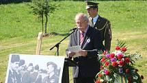 Ředitel Hornického muzea Příbram Josef Velfl se osobou generála Mareše zabývá 30 let.
