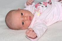 Eliška Ročková se narodila 21. října 2019 v Příbrami. Vážila 3470 g a měřila 50 cm. Doma v Dubenci ji přivítali maminka Lucie a tatínek Michal.