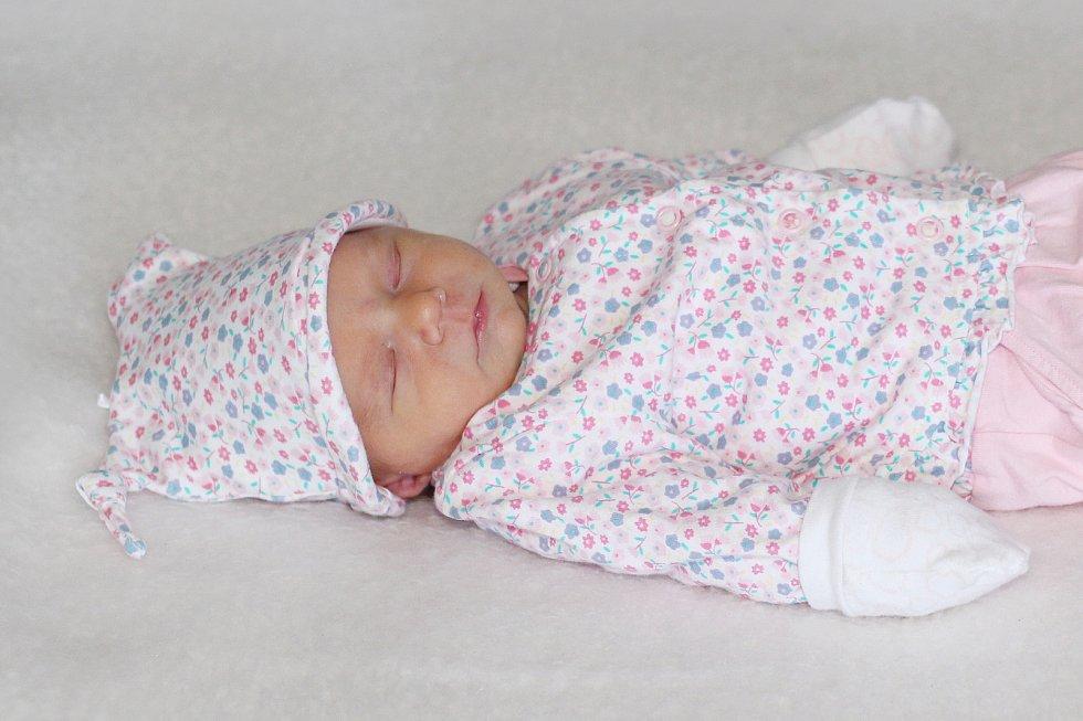 Marie Hořejší se narodila 1. listopadu 2019 v Příbrami. Vážila 2750 g a měřila 48 cm. Doma v Příbrami ji přivítali maminka Oldřiška, tatínek Miroslav a tříletá sestra Anežka.