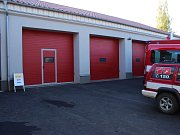 V Rožmitále pod Třemšínem se volí také v hasičské zbrojnici.