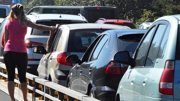Propojení Obřan a Lesné? Starostové se obávají zhoršení dopravy