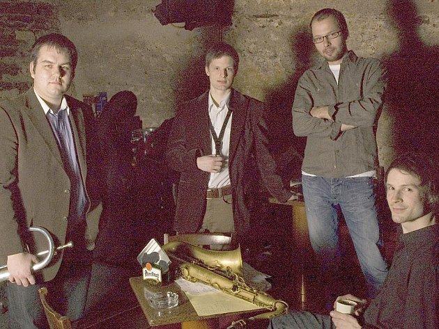 Jazzová kapela Points.