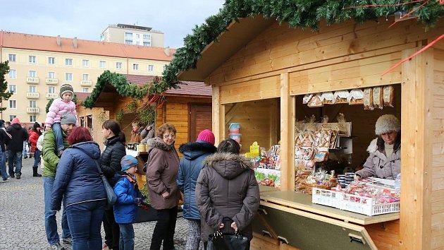 Součástí programu budou i tradiční vánoční trhy.