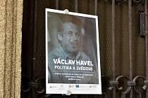 Výstava v Mníšecké kapli na Svaté Hoře připomíná myšlenky a texty Václava Havla.