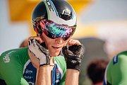V první etapě Czech Cycling Tour UCI 2.1 obsadili příbramští 18. místo se ztrátou 1:50 min na vítěze. Foto: Josef Vaishar