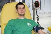 Dobrovolní hasiči darovali svou krev