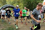 V sobotu se z Prahy do Dobříše běžel nejstarší český maraton.
