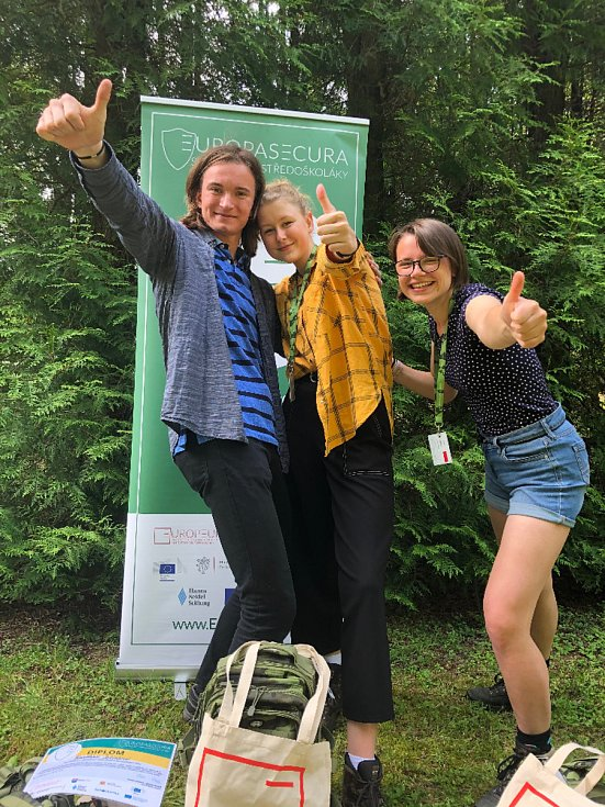 Čtrnáctý ročník soutěže EuropaSecura v Brdech.