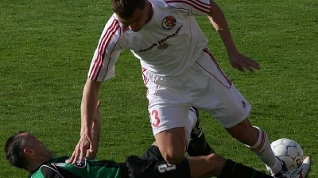 2. liga: Marila Příbram - Třinec (0:0)