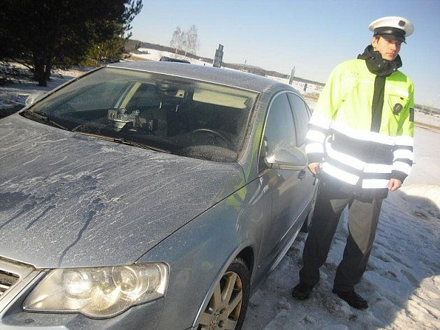 Dopravně bezpečnostní akce na Příbramsku.