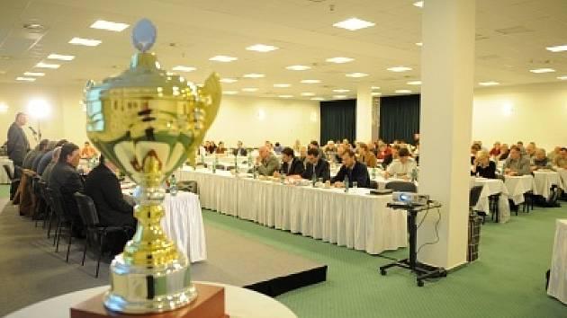 Pohár pro vítěze turnaje McDonald´s Cup.