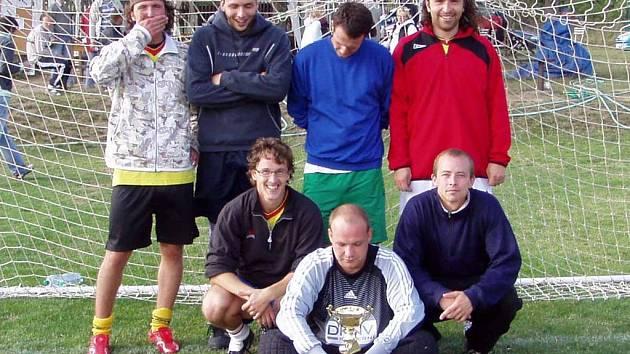 Lazio bylo na Pivní turnaj pozváno až dodatečně, nakonec si ale došlo až pro první místo.