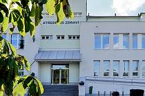 Středisko zdraví v Dobříši.