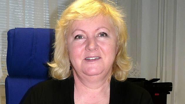 Jaroslava Kocíková, ředitelka sedlčanského domova seniorů.