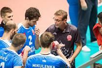 O utkání volejbalové extraligy Příbram – Ostrava se bude ještě dlouho diskutovat.