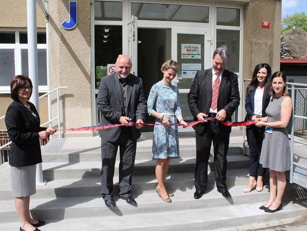 Ve středu 9. května dopoledne v příbramské nemocnici zahájila provoz Dětská skupina Zdravínek.
