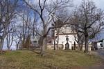 Višňovský kostel.
