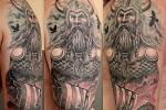 Tetování od Pavola Dutka.