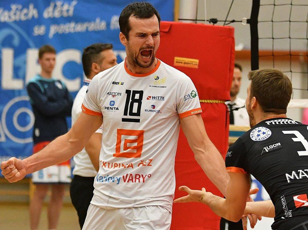 Volejbalista Filip Rejlek