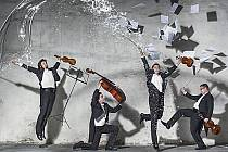 Součástí projektu je i koncert světoznámého Epoque quartetu v zahradě v sadu na úpatí Svaté Hory pod názvem Jeden (k)rok ke Svaté.
