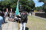 Letošní Prokopská pouť byla tak trochu ve znamení oslav 100 let samostatného státu.