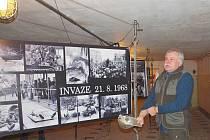 V bunkrech mezi Míšovem a Borovnem vzniklo Atom muzeum Javor 51.