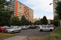 Stavbu dalšího parkovacího domu připravuje Příbram na sídlišti Ryneček.