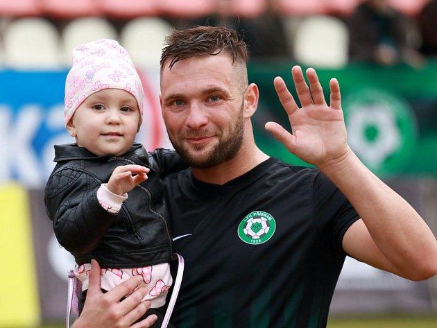 Hostem online rozhovoru bude fotbalista Antonín Fantiš. Foto: 1. FK Příbram