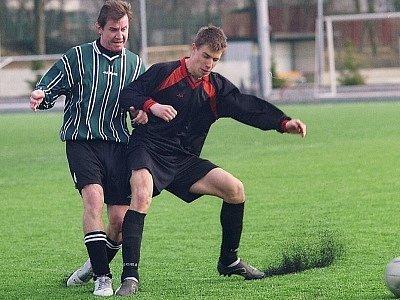 Jedním z týmů okresního přeboru, který o víkendu absolvoval již svou generálku na jaro, bylo béčko Spartaku Příbram. S rezervou Králova Dvora hrálo 3:3.