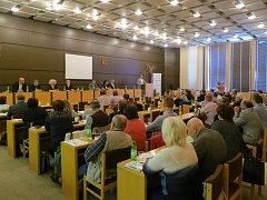 Shromáždění delegátů OHK Příbram