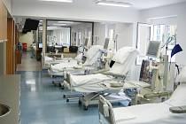 Dialyzační středisko v Příbrami.