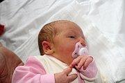 Natálie Špuláková se narodila 23. Ledna s váhou 3,17 a mírou 50 cm Ivě a Radkovi z Tochovic.