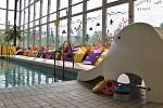 Dětský bazén v Příbrami.