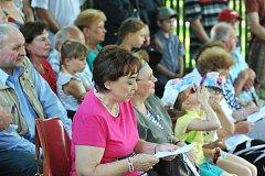 Několik stovek bývalých i současných obyvatel obce Mokřice a jejich přátel se zúčastnilo setkání rodáků a hasičských oslav v této malebné povltavské obci.