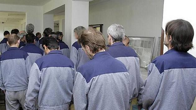 Vězni z bytízské věznice.