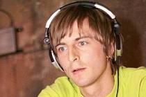 Martin Šlapák allias DJ Šlapy.