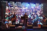 Ze setkání u příležitosti 30. výročí sametové revoluce v Příbrami.