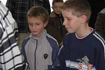 Mladší žáci odehráli druhý bodovací turnaj.